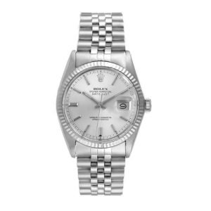 Rolex 16014 Datejust 36mm Silver Dial