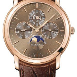 Audemars Piguet 26390OR.OO.D093CR.01 Jules Audemars Perpetual Calendar Rose Gold Watch